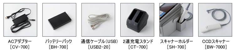 ラベルプリンタ neo-7 オプション