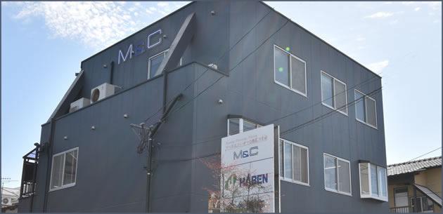 M&C 会社案内